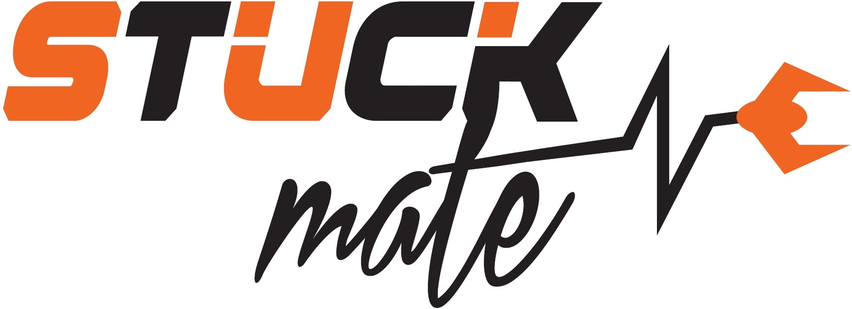 Logo Stuckmate Orange