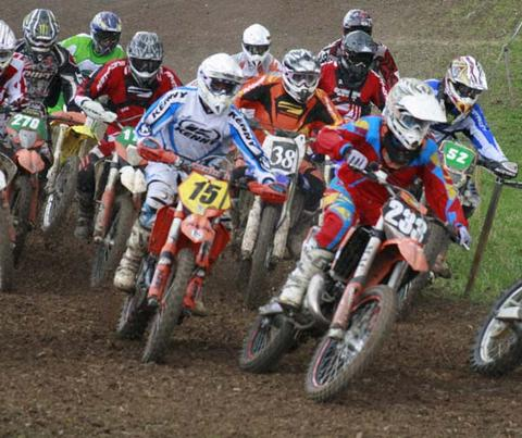Moto Club de Brioude Course