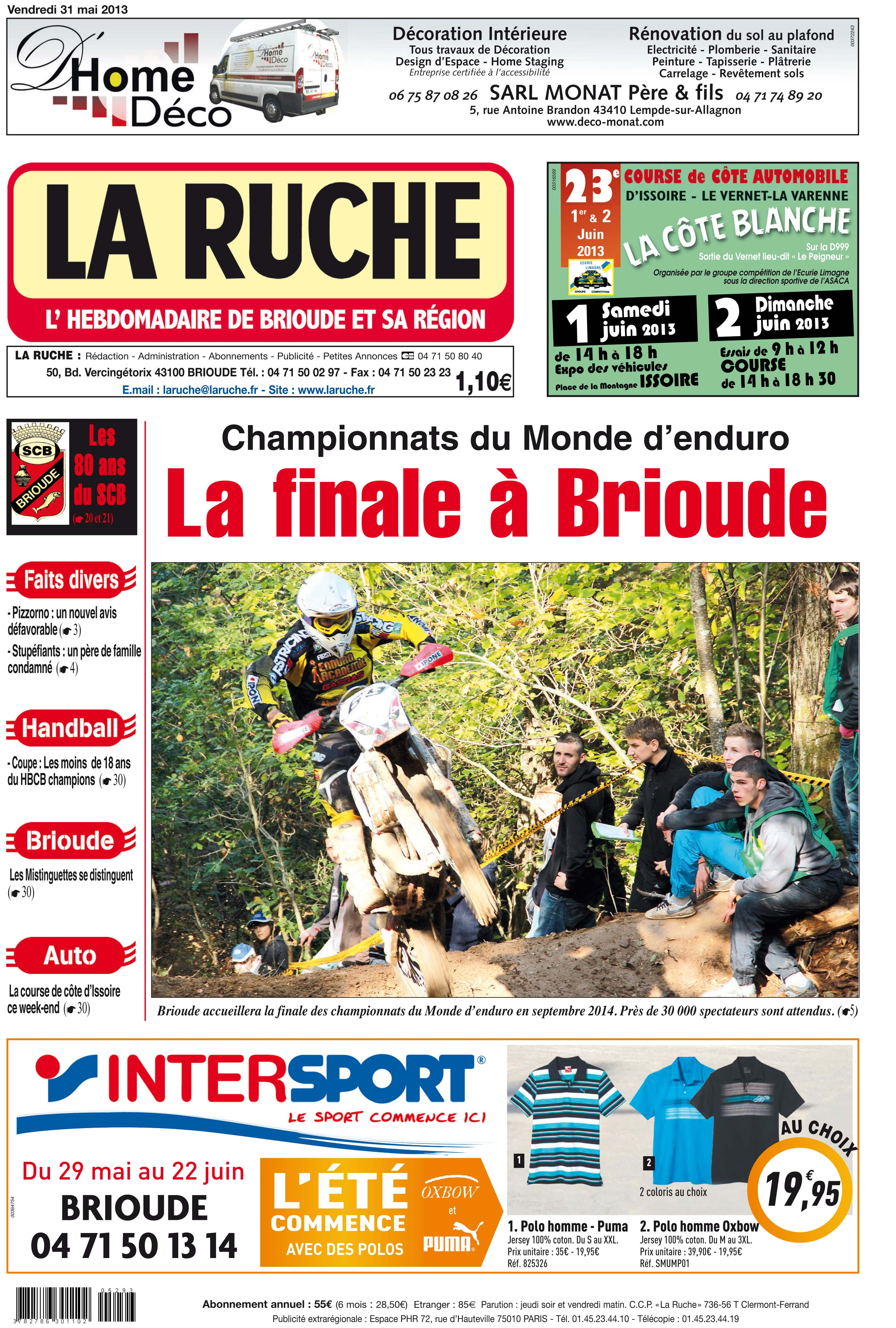 La Ruche 31/05/2013